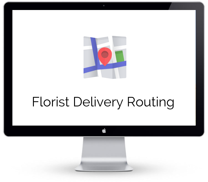 Florist Point of Sale - Delivery Routing