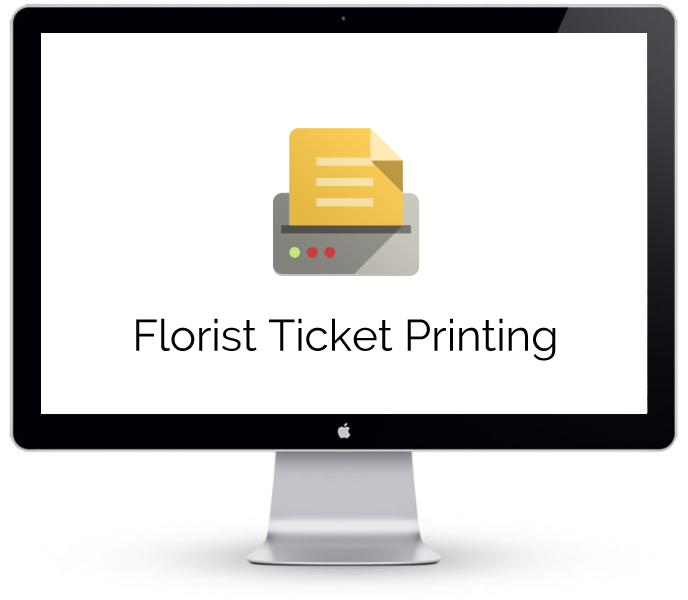 Florist Point of Sale - Printing