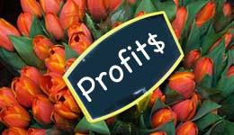 Flower Shop Profits - How Your Flower Shop Can Make More