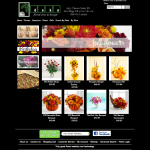 Deko Florist - Example Florist Website
