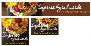 Florist Banners - Fall Banner