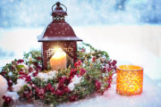 Christmas Backgrounds for Your Florist Website