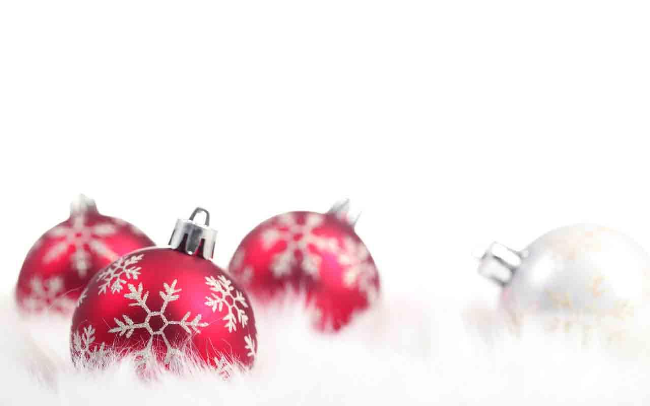 christmas balls background - photo #32