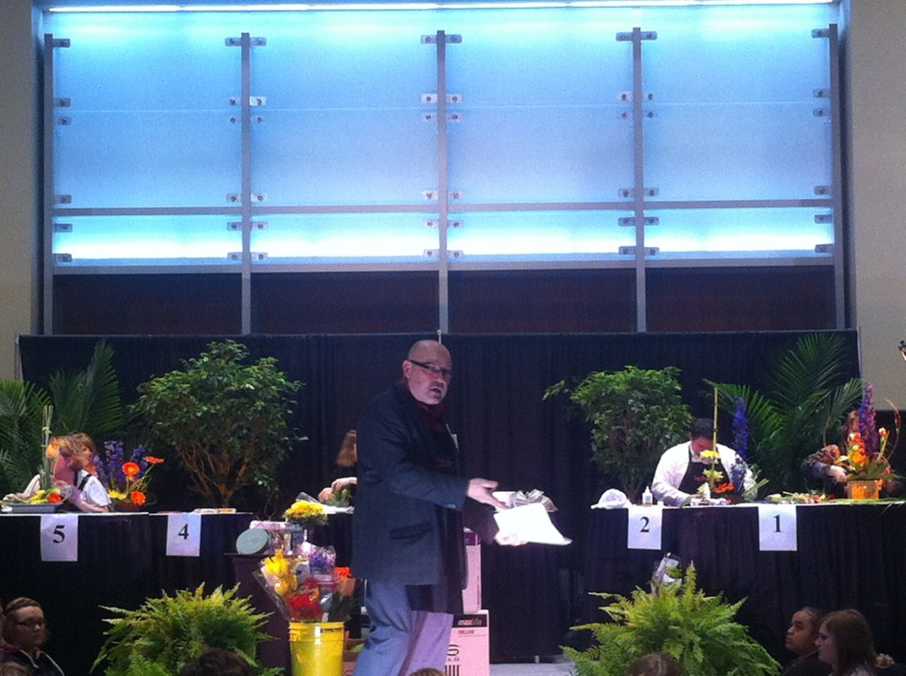 Great Lakes Floral Expo - The Host