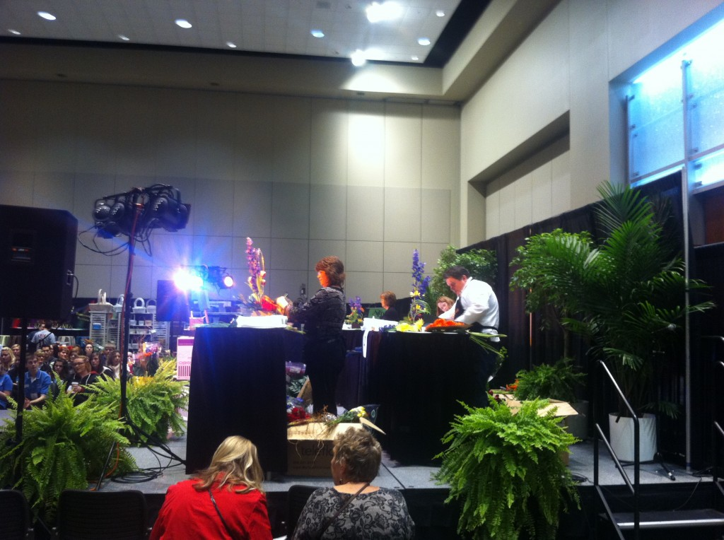 Great Lakes Floral Expo - The Designers