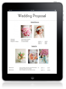Free Wedding/Event Proposal Manager – New Floranext Software!