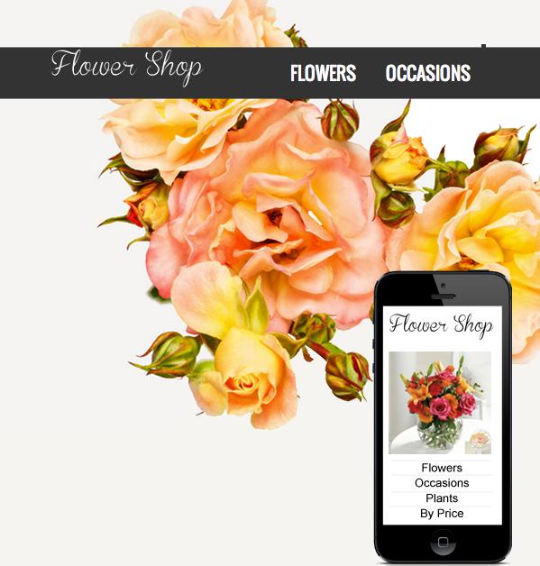 Florist Website