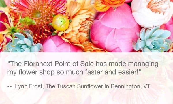 Florist POS, Florist Websites