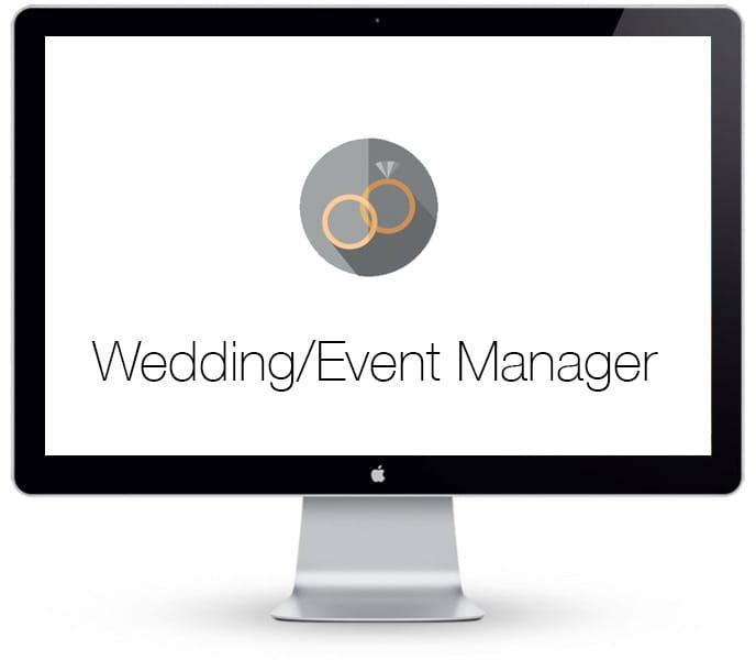 Wedding Event Manager
