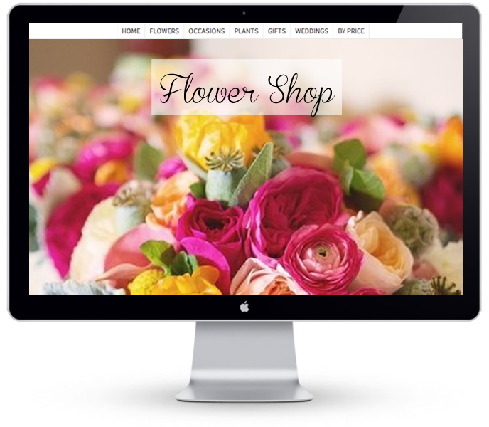 Flower Websites