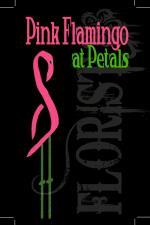 Pink Flamingo at Petals