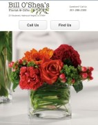 Going Mobile with your Florist Website