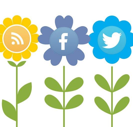 Florist Social Media