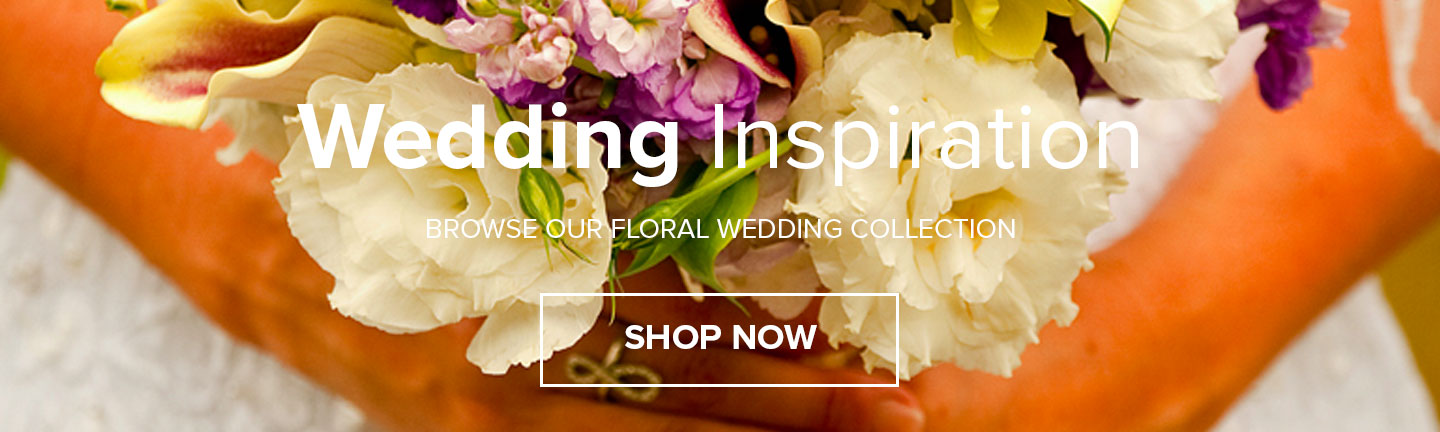 Florist Website Wedding Banners