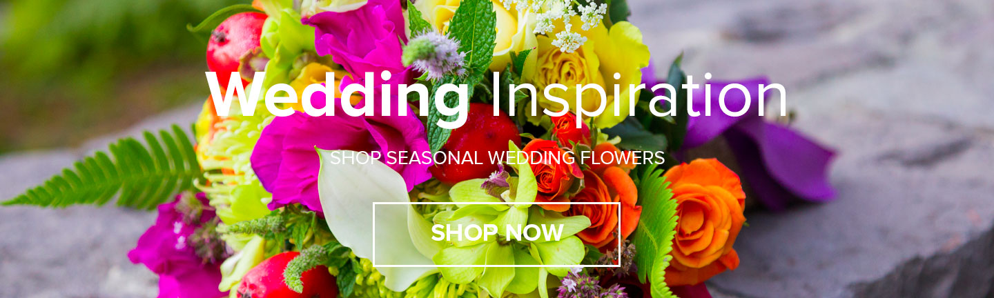 Florist Website - Wedding Banner