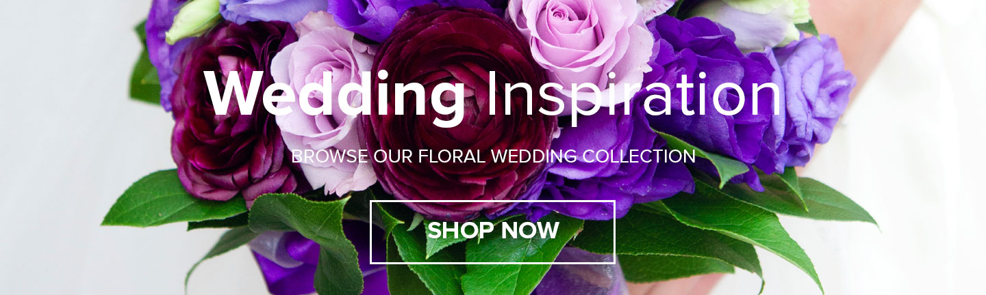 Florist Website - Wedding Banners