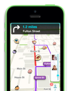 Waze for florists