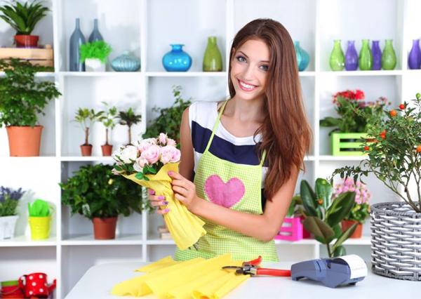 Florist - Making a Profit flower shop