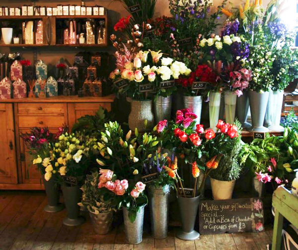 Flower Shop Profit