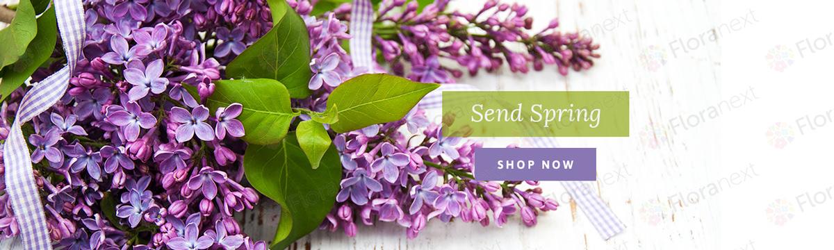 Florist Website Spring Banners