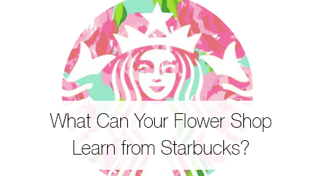 Starbucks Customer Service - For Flower Shops