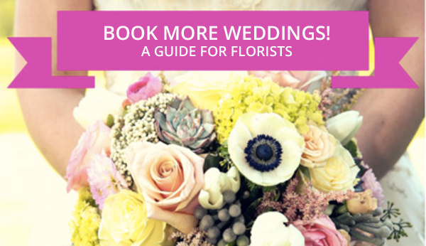 Florists - Book More Weddings