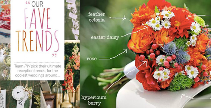 Florist Wedding Trends