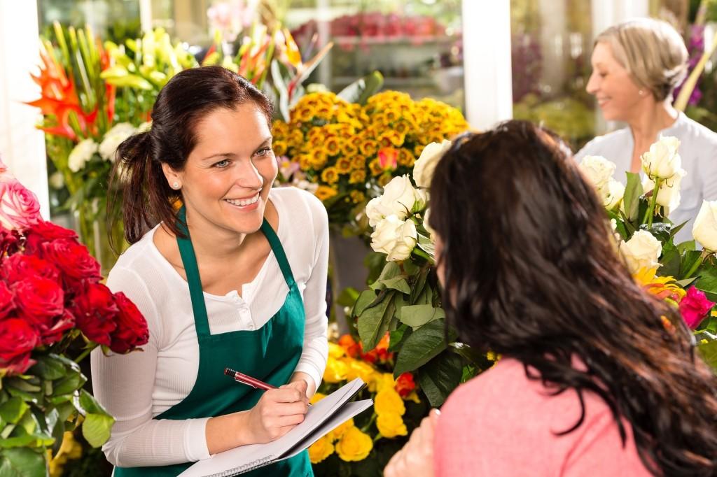 florist staff