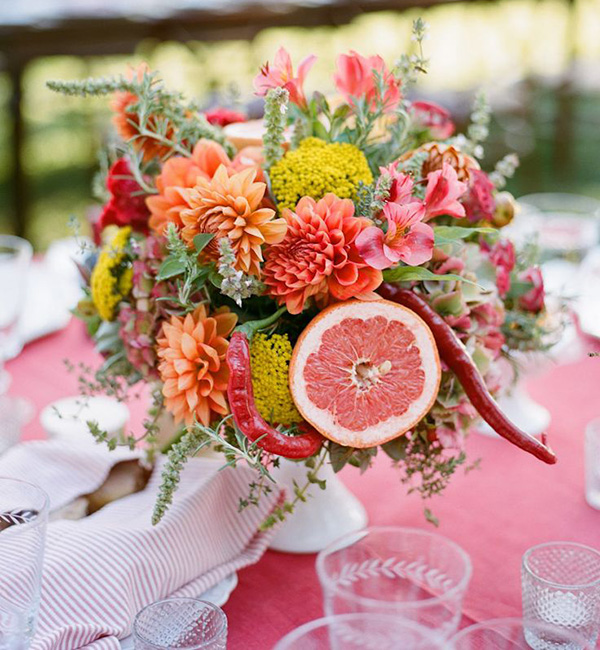 Floral-Food-Grapefruit-Arrangement