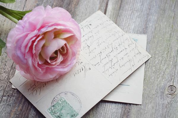 Florist-Postcard