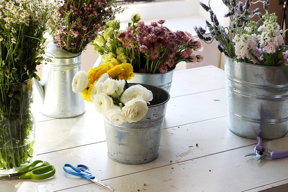 florist preperation