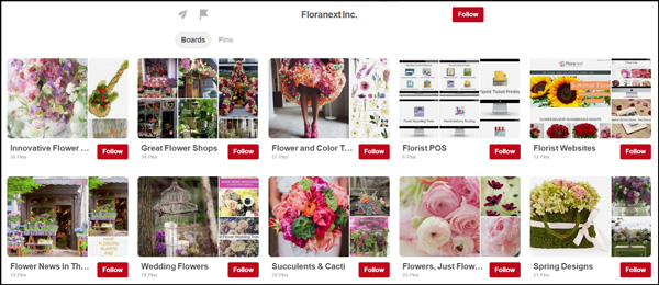 Florist-Pinterest-Boards