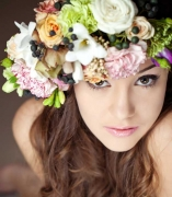 Floral Design 101 – Flower Crowns