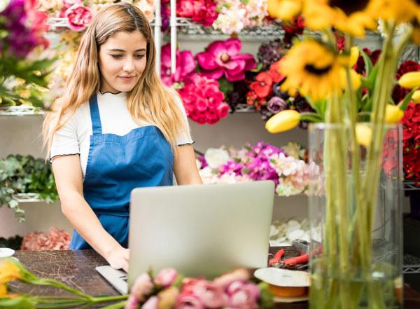 florist-social-media