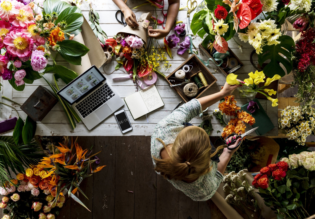 Four Tips For Becoming A Floral Designer Floranext