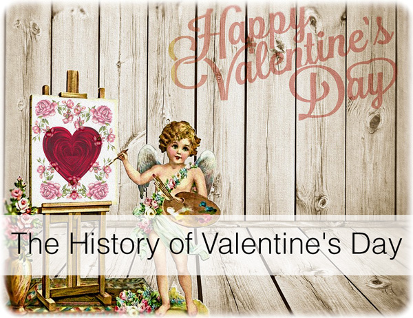 the history of valentine's day | floranext - florist websites, Ideas