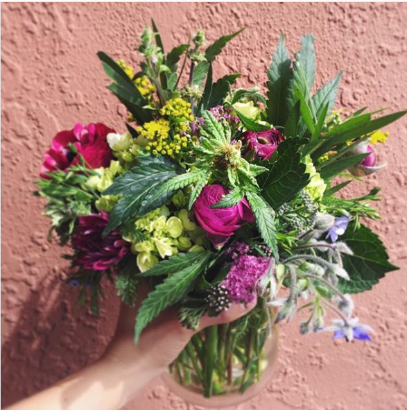 cannabis-floral-arrangement-bouquet