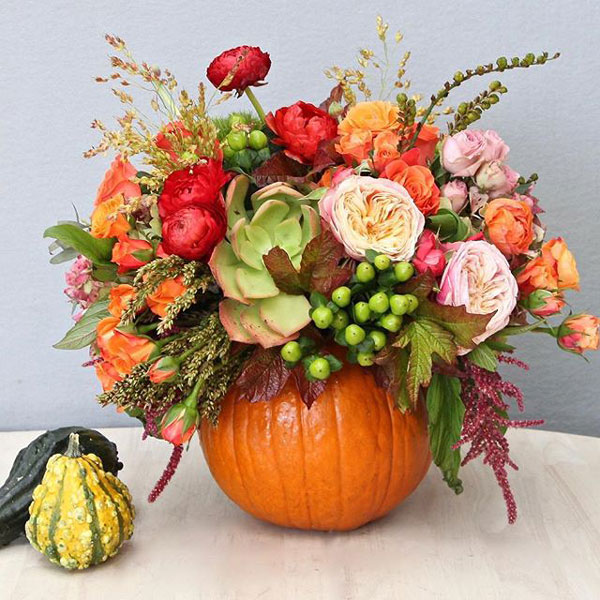 Pumpkin-halloween-arrangement