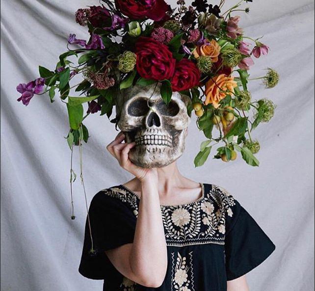 Skull-arrangement