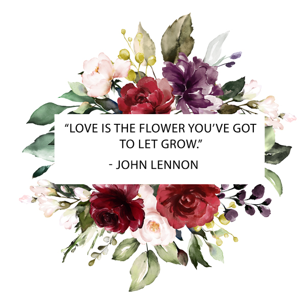 Quotes About Bouquets Of Flowers: Florist Quotes And Puns For Valentine's Day