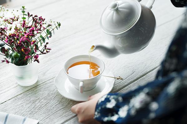 Floral-Tea