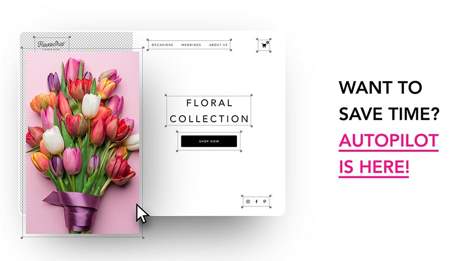 Florist Website - Autopilot