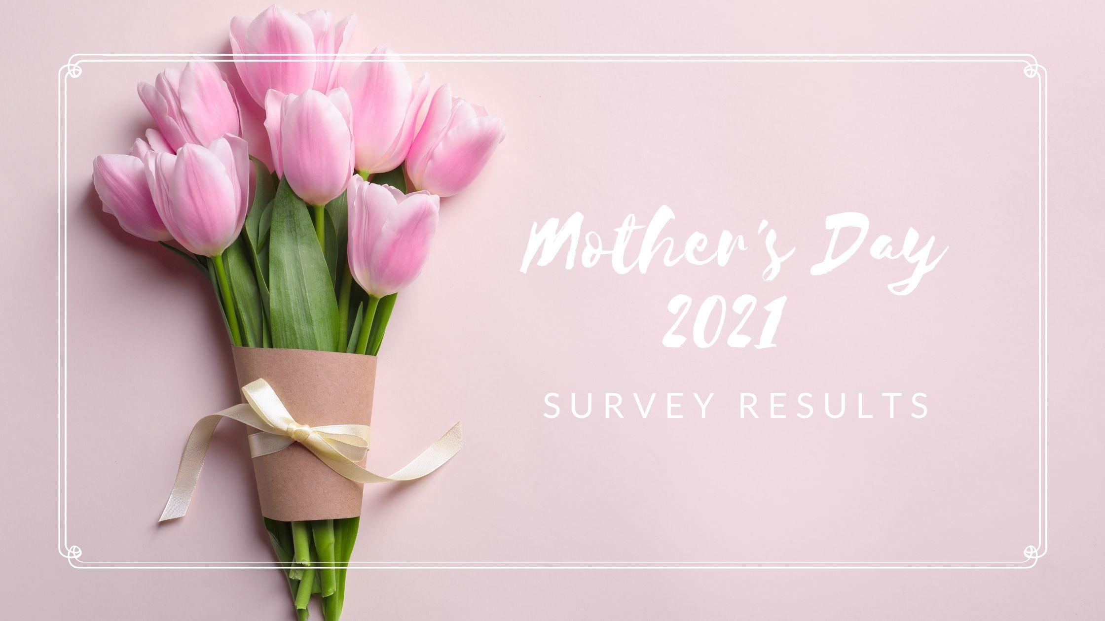 Mother's Day - Florist Website Survey 2021