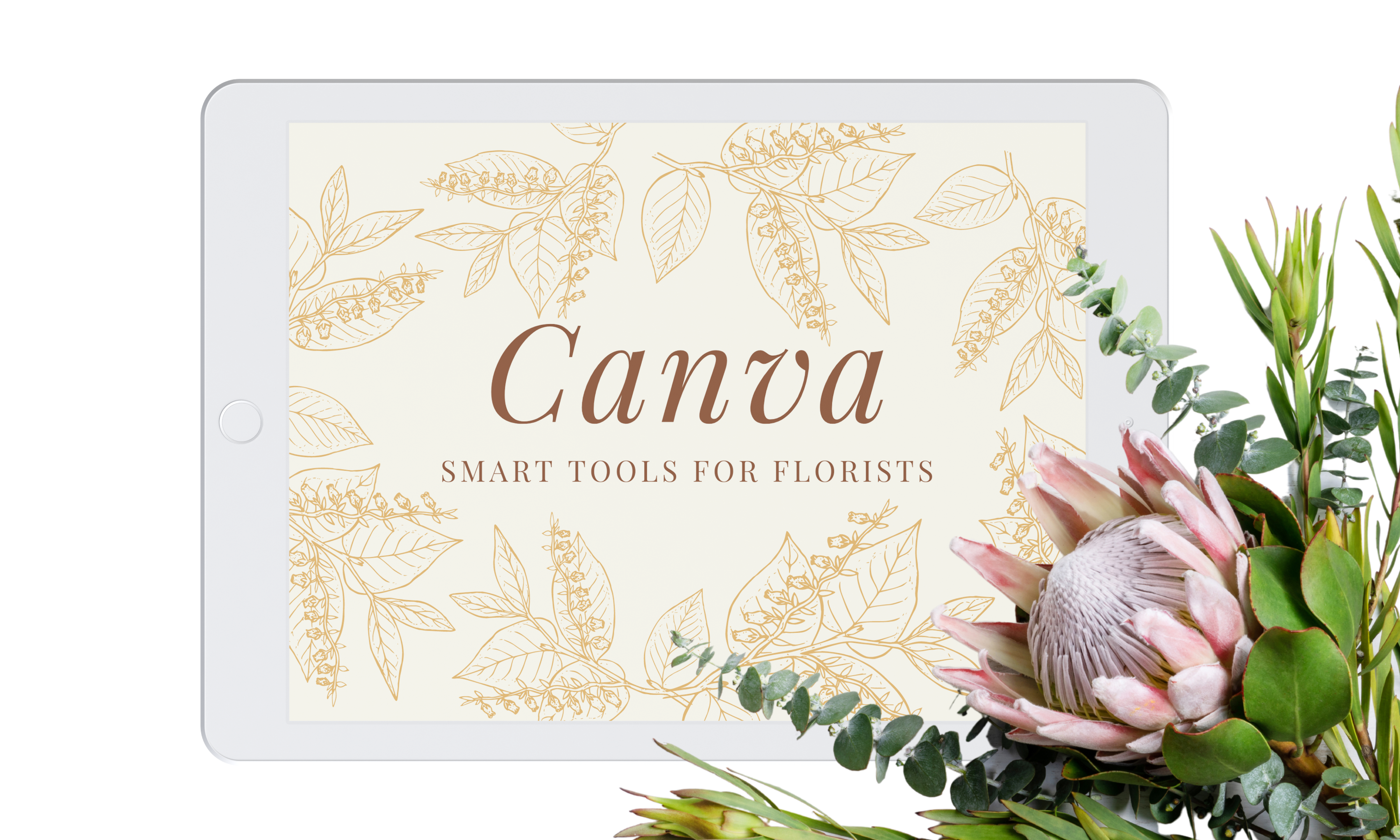 Canva-Smart Tools For Florists